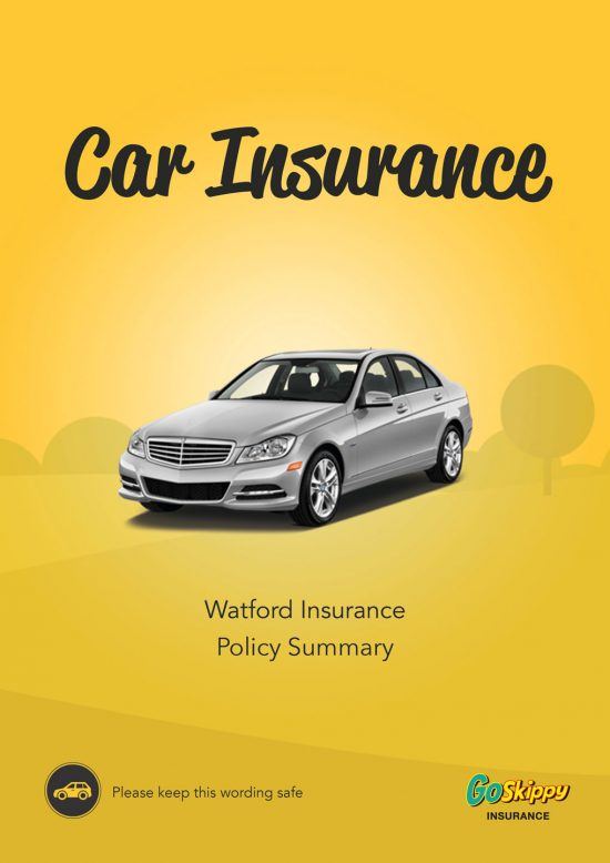 GoSkippy Car Insurance Policy Cover