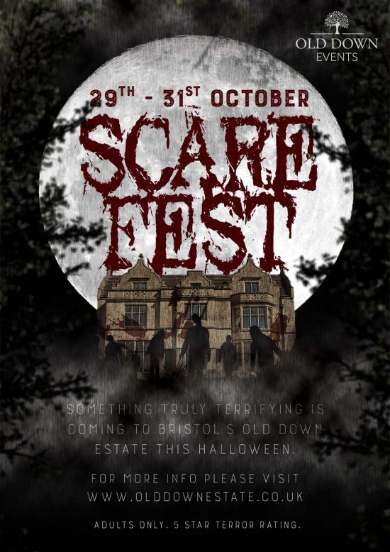 Scarefest Poster